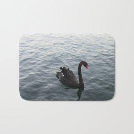 Lone Swan Bath Mat