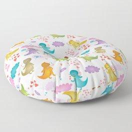 Iguana, Dino mini Floor Pillow