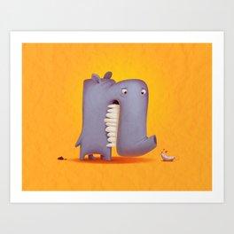 Little lover Art Print