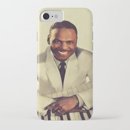 Earl Hines, Music Legend iPhone Case