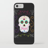 selena gomez iPhone & iPod Cases featuring Gomez by Designs By Misty Blue (Misty Lemons)