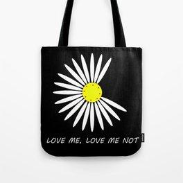 Romantic Daisy design Tote Bag