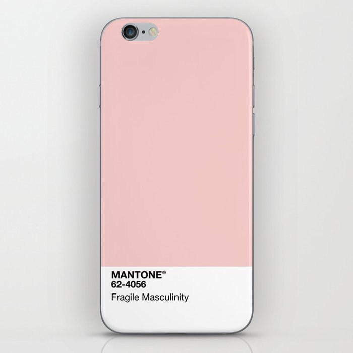 MANTONE® Fragile Masculinity iPhone Skin