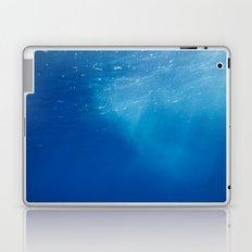 Looking Up at the Ocean Laptop & iPad Skin