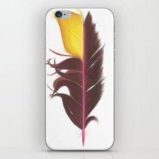 Feather #7 iPhone & iPod Skin