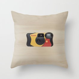 kodak Throw Pillow