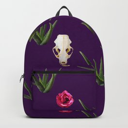 Flora and Fauna 4 Backpack