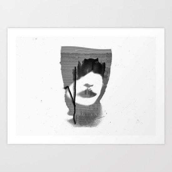 RedWine Art Print