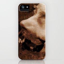 Fallen Angel iPhone Case