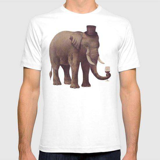 A Fine Vintage  T-shirt