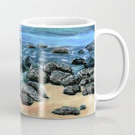 Poipu Beach Landscape Coffee Mug