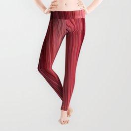 Ambient #33 - original modern stripped pattern Leggings