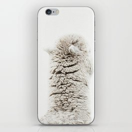 Alpaca Back iPhone Skin