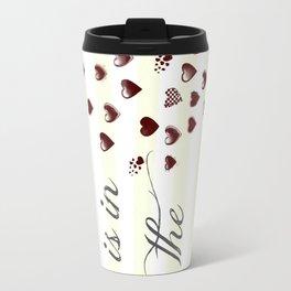 Love is Travel Mug