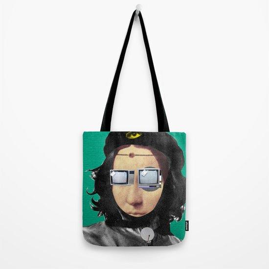 The TV Da VinChe Tote Bag