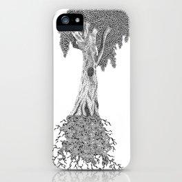 Eucalyptus Tree iPhone Case