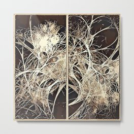 Abstract art B1 Metal Print
