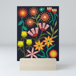 Spring Gathering Mini Art Print