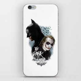 Dark iPhone Skin