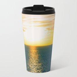 Sunset in July Travel Mug