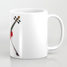 Alabama State Fiddle Coffee Mug
