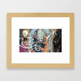 The Nightingale Series - 7 of 8 Framed Art Print