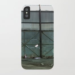 Empty Warehouse iPhone Case