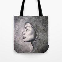 destiny Tote Bags featuring Destiny by Pamela Schaefer