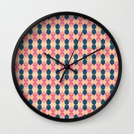 Kates .folk Wall Clock