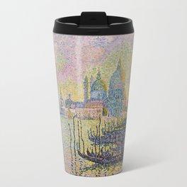 Grand Canal (Venice) - Paul Signac Travel Mug