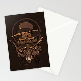 Fortune & Glory Stationery Cards