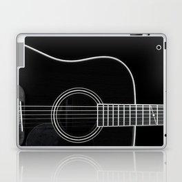 Guitar BW Laptop & iPad Skin