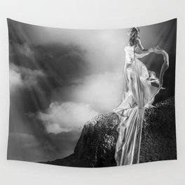 I am free Wall Tapestry