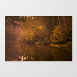 Breathing Earth Canvas Print