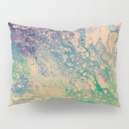Number 001 - Coral Pillow Sham