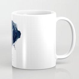 Zodiac Star Constellation - Scorpio Coffee Mug
