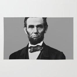 President Abraham Lincoln Rug