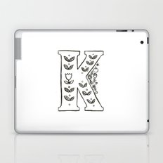 k is for Laptop & iPad Skin