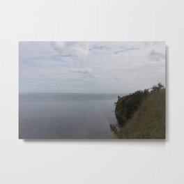 Sea views St. Andrews Metal Print