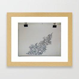 Illustrate 2.4 Framed Art Print