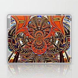 Subconscious Healing Frequency Laptop & iPad Skin