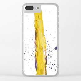 Explosion of colors_5 Clear iPhone Case