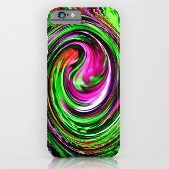 Colours & Swirls iPhone & iPod Case
