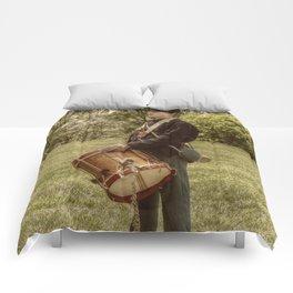 Civil War Drummer Boy Comforters