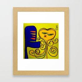 CUAIMA Framed Art Print