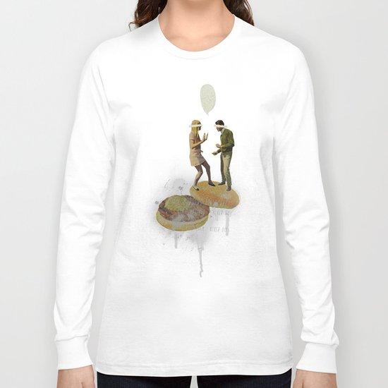 Danse Sale | Collage Long Sleeve T-shirt