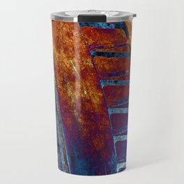 Rusted Classic Minivan Travel Mug