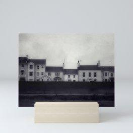 Seaside Houses Mini Art Print