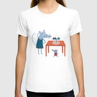 toddler T-shirts featuring Missing cupcake by Villie Karabatzia