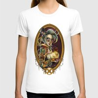 steampunk T-shirts featuring Steampunk by Mili Koey